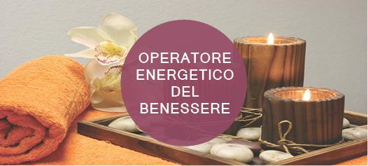 operatore energetico del benessere